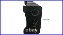 12inch Active ported enclosures subwoofer box 1500w design to fit all car 2021