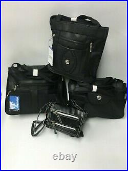 40 Vintage Bags Many Designs Colours Bankrupt Car Boot Wholesale Clearance Stock
