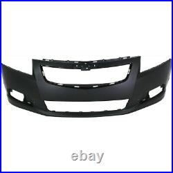 Bumper Cover Kit For 2011-14 Chevrolet Cruze Models With RS Package 3pc
