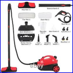 Car Steamer Kit For Auto Detailing Steam Cleaning Machine Cleaner Multi Purpose