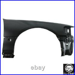 Fit For Lincoln Town Car Front, Right Passenger Side FENDER FO1241222 3W1Z16005AA