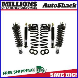 Front Complete Strut & Rear Coil Spring Conversion Kit for Mercury Grand Marquis