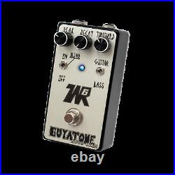 Guyatone WR6 Auto Wah Black / Silver Designed in Japan, Made in USA! (#D)