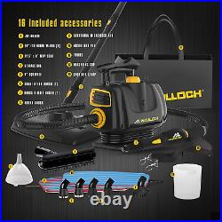 Portable Car Detailing Kit Steam Cleaning Machine Cleaner Auto Multi Purpose