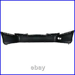 Rear Bumper Cover For 2006-2011 Lincoln Town Car Primed