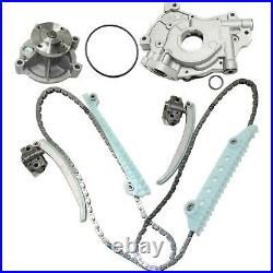 Timing Chain Kit For 2001-11 Mercury Grand Marquis With Water Pump and Oil Pump