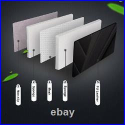 US Car Design Leather Seat Covers Kit For Ford Ecosprt Edge Escape Focus Fusion
