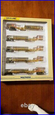 Walthers 263' 5-Unit All Purpose Spine Car TTX Road # 79754 Trailer Train