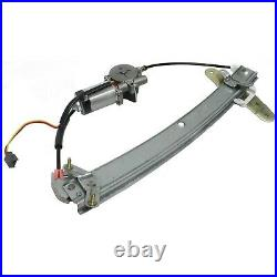 Window Regulator For 98-2011 Lincoln Town Car Set of 4 Front and Rear LH and RH