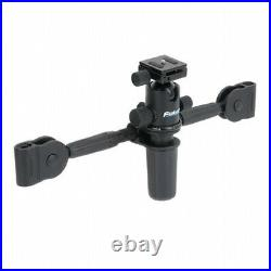 Xenon Pro M Manfrotto 501PL compatible camcorder support, designed for car